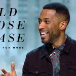 Wild Goose Chase: The Hunt for More | JOSEPH SOJOURNER