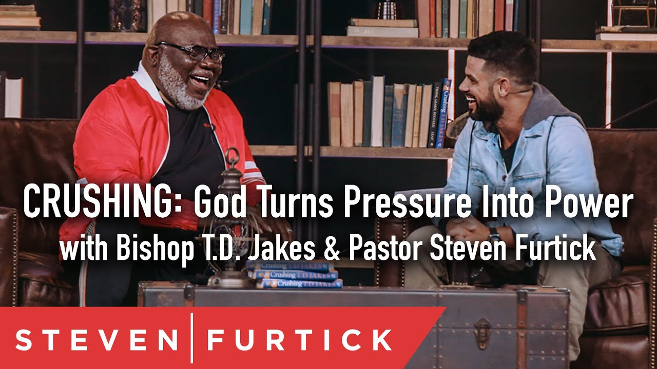 Crushing: God Turns Pressure Into Power with Bishop T D